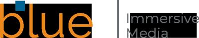 Blue Immersive Media Logo Dark