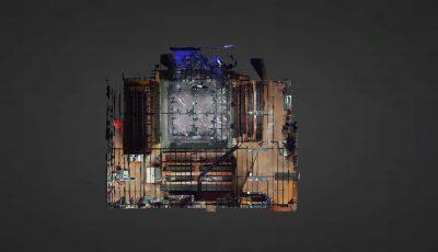 Theater [DRAFT] 3D Model