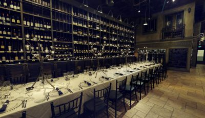 Event Venue – Wine Cellar – With Virtual Staging