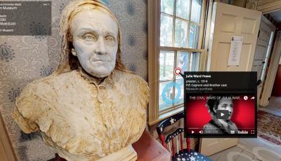 Cyrus Dallin Museum 3D Model