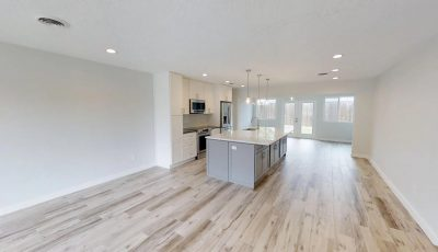Real Estate w/Staging 3D Model