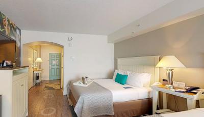 Hotel Indigo – Rm 219 3D Model
