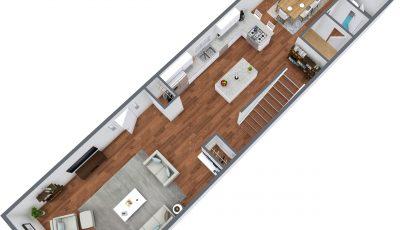 3D Floor Plans 3D Model