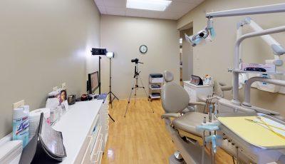Dental Office 3D Model