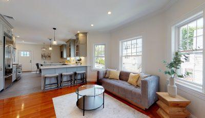 80 Powder House Blvd, Somerville, MA 02144 3D Model